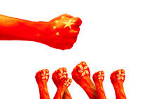 Rise Up Hands With Hong Kong F...