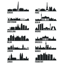 Business Europe Cities Most Fa...