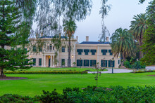 Government House At Adelaide, ...