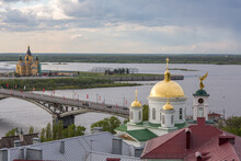 Nizhny Novgorod. Beautiful Eve...