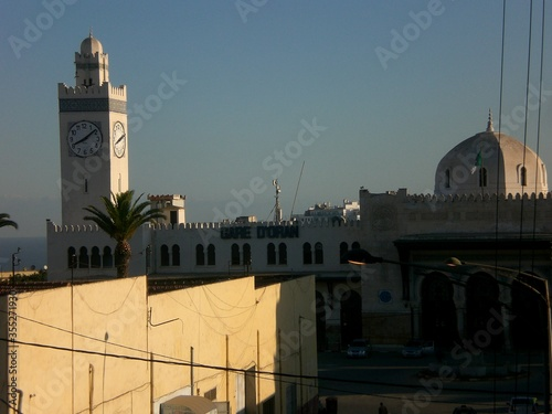 Photo Oran, Algeria, impressions, landmarks and streetlife