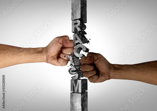 Valokuva Fight Racism