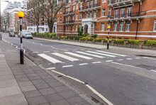 Abbey Road Crossroad, London, UK