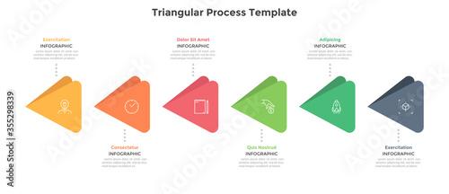 Fotografia Modern Infographic Template