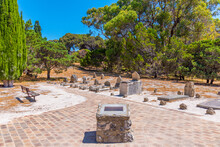 Cemetery At Rottnest Island Ne...