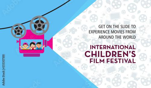 Fotografía international children film festival