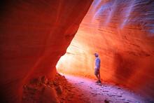 Amazing Light In The Desert So...
