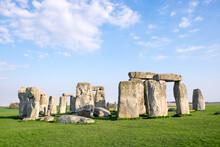 Stonehenge In The Summer