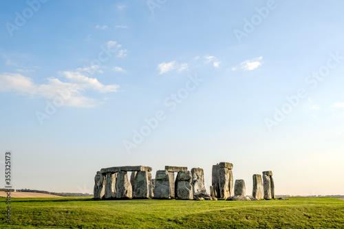 Fotografia Stonehenge in the summer