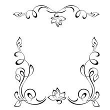 Frame 47. Decorative Symmetric...