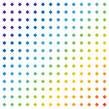 Square Rainbow Background. Squ...