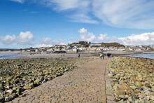 St Michaels Mount In Cornwall ...