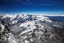 Alpine Beautiful Landscape. Pa...