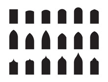 Shapes Of Architectural Types ...