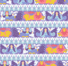 Vector Seamless Pattern With T...