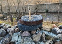 Millstones For Grinding Grain,...