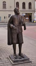 Monument To Johannes Kepler At...