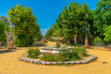 Alameda De Alfonso XIII Park I...
