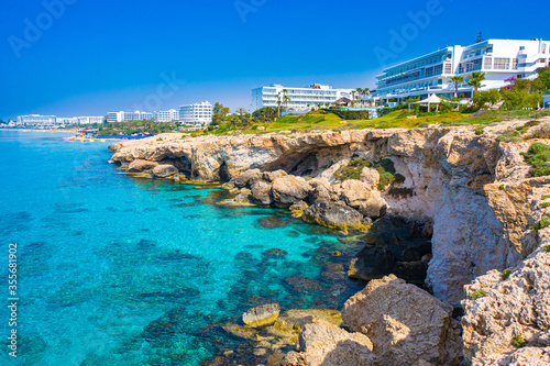Leinwand Poster Cyprus