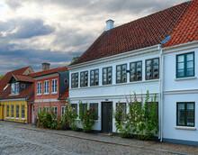 Streets Of Odense, Denmark