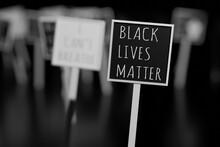 Black Lives Matter, Equality, ...