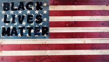 Black Lives Matter Concept On ...