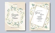 Wedding Invitation Card Temp...