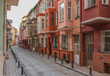 Istanbul, Turkey - Fener is one of the most colorful and typical quarters of Istanbul, with its Byzantine, Ottoman and Greek heritage. Here in particular its alleys
