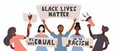 Black Lives Matter. Black Live...
