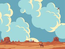 Hot Prairies And The Silhouett...