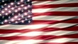 USA stars stripes waving american flag