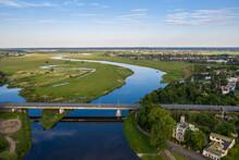 Gorzow Wielkopolski City Poland Aerial Drone Photo