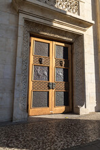 The Main Entrance Doors Of The...