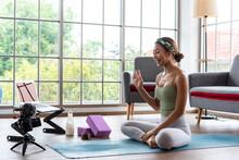 Young Yoga Master Recording Vi...