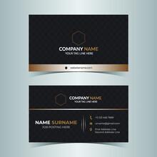 Luxury Business Card, Creative...