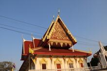 Temple à Ayutthaya, Thaïlande
