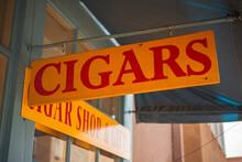 Cigar Shop Gift Store