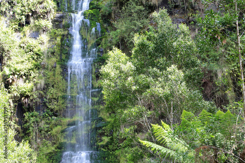 Cascades of Erskine Falls - Great Otway National Park, Victoria, Australia