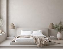 Nomadic Style Bedroom Interior...