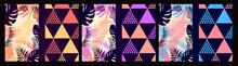 Tropical Pattern. Summer Tropi...