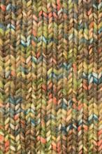 Green Beige Blue Pink Knitted Wool Melange Blend Handmade Garment Background, Large Vertical Textured Woolen Knitwear Pattern Textile Texture Macro Closeup Grey Moss Tan Taupe Violet Knit Mélange Red