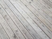 Brown Wood Deck Or Boards Or B...