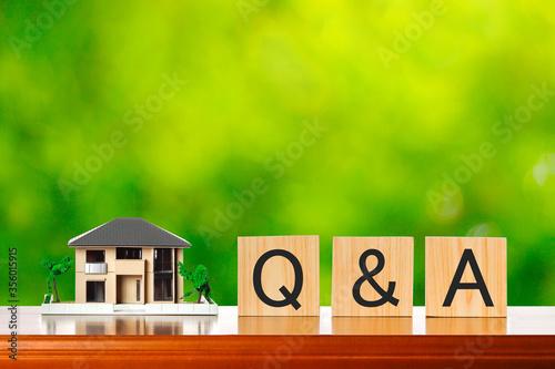 Fotografija 住宅模型とQ&A