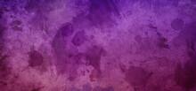 Purple Watercolor Background T...