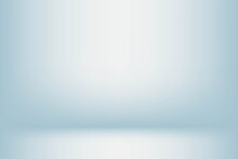 Abstract Blue And Light Blue B...