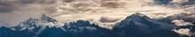 Panoramic Shot Of Rocky Mounta...