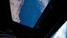 Planet Earth View From The Int...