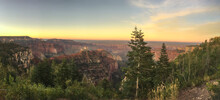 Panoramafoto Grand Canyon Sout...
