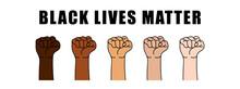 Black Lives Matters. Social Po...