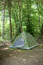 Tent Camping - One Camouflage ...